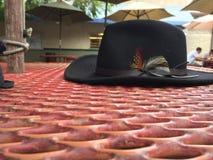 Одинокая шляпа Стоковое Изображение RF