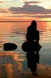 одиночество Стоковые Фотографии RF