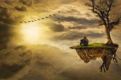 одиночество Стоковые Изображения