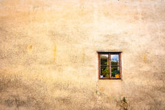 одиночное окно Стоковые Фотографии RF