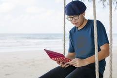 Одиночное предназначенное для подростков одно Стоковое Изображение
