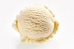 Одиночный ветроуловитель ванильного мороженого Стоковое Изображение RF