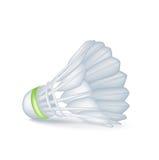Одиночный изолированный челнок тенниса Бесплатная Иллюстрация