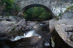 Одиночный мост камня свода Стоковое Изображение RF