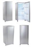 Одиночный холодильник двери Стоковое Изображение