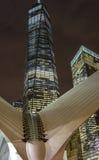 Один всемирный торговый центр, башня свободы Стоковое Изображение RF