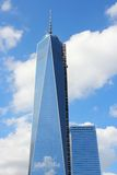 Один всемирный торговый центр Стоковое Фото
