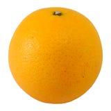 Один из апельсина Валенсии или апельсина пупка Стоковое фото RF