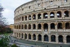 Один из самых важных ориентир ориентиров в Риме - di Roma Colosseum - Colisseo стоковые изображения rf