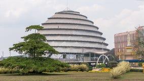 Один из самых чистых городов в Африке, Кигали Стоковые Изображения RF