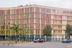 Один из самых чистых городов в Африке, Кигали Стоковое фото RF