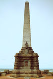 Один обелиск холма вала Стоковое Фото