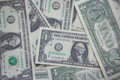 Один доллар Стоковое Фото