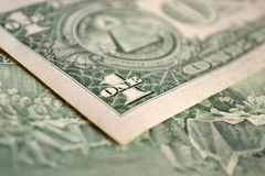 Один доллар Стоковые Фотографии RF