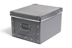 Один черный ящик Стоковое Фото