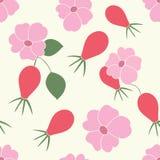 Одичалая розовая картина Стоковые Фотографии RF