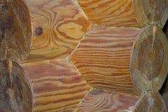 Одичалый деревянный дом Стоковое фото RF