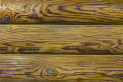 Одичалый деревянный дом Стоковое Изображение RF