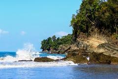 Одичалый океан Стоковые Изображения