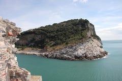Одичалый остров: Palmaria Стоковое Фото