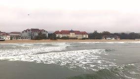 Одичалый Baltic Стоковая Фотография