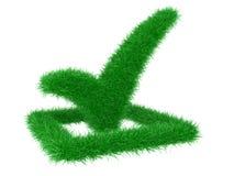 О'КЕЙ символа Стоковое Изображение RF