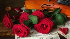 О музыке Стоковая Фотография RF