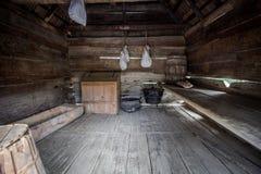 Одна лачуга комнаты Стоковые Фото