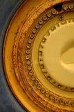 Одна большая покрышка Стоковая Фотография RF