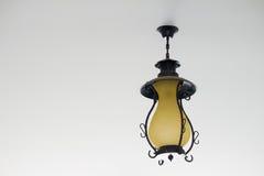 Одна винтажная лампа Стоковое Фото