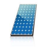 одна панель солнечная Стоковая Фотография RF