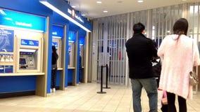 Одна сторона банка Монреаля акции видеоматериалы