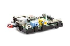 Одноплатный персональный компьютер Стоковые Фотографии RF