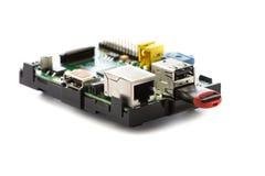 Одноплатный персональный компьютер Стоковые Изображения RF
