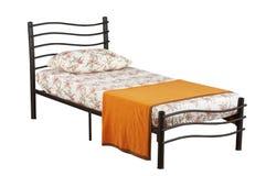 Односпальная кровать Стоковые Изображения