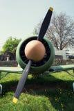 Одно воздушное судно пропеллера двигателя Стоковое Изображение