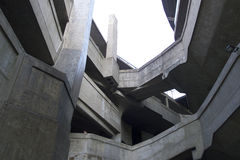Одно из Shanghais меньшие - известные архитектурноакустические ориентир ориентиры: скотобойня 1933 Стоковые Изображения