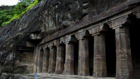 Одно с пещерой Стоковые Изображения