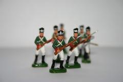 Оловянные солдатики Стоковое Фото
