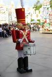 Оловянный солдатик рождества Стоковые Изображения