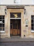 Паб орла в Кембридже стоковая фотография