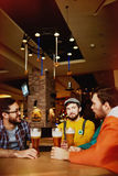 Паб пива ремесла в Ирландии Стоковое Фото
