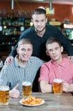 Паб пива Стоковая Фотография