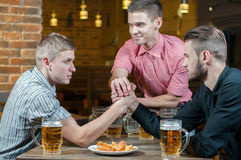 Паб пива Стоковое Изображение