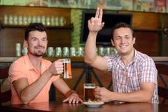 Паб пива Стоковое фото RF