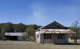 Паб этот путь, Anakie Gemfields, Квинсленд, Австралия стоковые фото