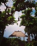Павильон в Бали стоковое изображение