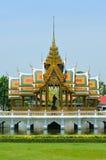 павильон дворца PA челки Стоковая Фотография RF