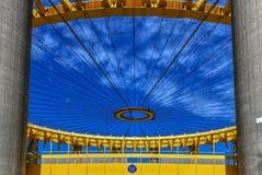 Павильон штат Нью-Йорк - топящ, ферзи, NY Стоковые Фотографии RF