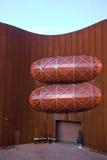 павильон 2010 экспо Австралии shanghai Стоковое Фото